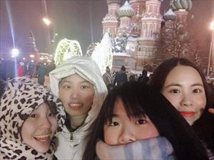 Nỗi niềm du học sinh Nga đếm từng ngày về Việt Nam ăn Tết