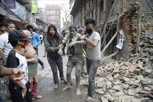 Nguyên nhân gây nên trận động đất kinh hoàng tại Nepal