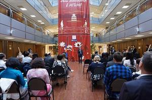 Ngày Việt Nam tại Học viện Quan hệ quốc tế Moscow