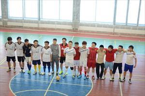 Du học sinh tại Nga: Kịch tính vòng loại bóng đá bảng A của  giải thể thao mùa đông 2014