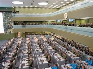 """Bên trong """"phòng chiến tranh"""" tỷ đô nơi ông Putin chỉ huy chiến dịch Syria"""