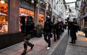 Nga kêu gọi quốc tế chung tay chống khủng bố sau vụ tấn công tại Strasbourg