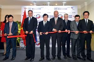 Nhiều cơ hội hợp tác cho doanh nghiệp Việt-Nga