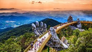 Cầu Vàng và những cây cầu Việt Nam được quốc tế ca ngợi