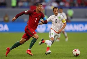 22 giờ hôm nay, TRỰC TIẾP Confederations Cup: Nga - Bồ Đào Nha