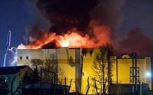 Chủ tịch nước gửi điện thăm hỏi về vụ cháy trung tâm thương mại ở Nga