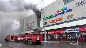 Đại sứ quán Việt Nam tại Nga: Chưa xác định có người Việt là nạn nhân vụ cháy