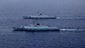 Mỹ đặc biệt quan ngại hành động gây hấn của Trung Quốc trên Biển Đông