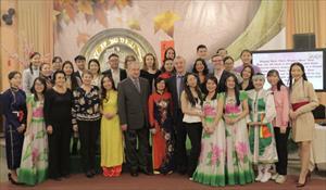 Tết Nguyên đán tại Nga là ngày hội giao lưu văn hóa quốc tế