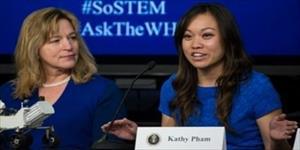 Mỹ: Cô gái gốc Việt được Đệ nhất phu nhân mời dự lễ đọc Thông điệp liên bang