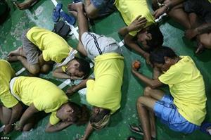 TT Philippines: 1.800 người chết không phải diệt chủng