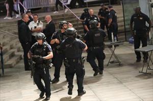 """Mỹ siết chặt an ninh trước thềm công chiếu """"Joker"""""""