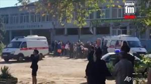 Vụ nổ tại Trường Cao đẳng Crimea là một vụ tấn công khủng bố