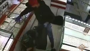 Video được quan tâm: Đội phản ứng nhanh St. Petersburg bắt gọn 3 tên cướp