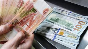 Nga: USD lại vọt lên hơn 58 rúp/$