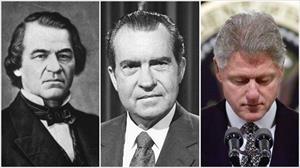 Những vụ luận tội Tổng thống trong lịch sử nước Mỹ