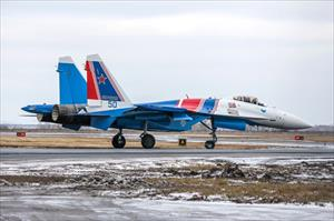 """4 máy bay vừa gia nhập lực lượng """"Những hiệp sĩ Nga"""" có gì đặc biệt?"""