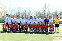 Kết quả thi đấu lượt 3 vòng bảng môn bóng đá Nam