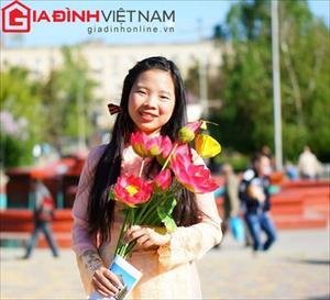 Du học sinh Việt kiếm tiền triệu nhờ bán đồ khô tại Nga