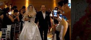 Choáng váng với đám cưới của giới siêu giàu Châu Á: Váy cưới đính 200 viên kim cương, 400 khách tới từ 13 quốc gia