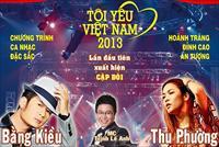 Tôi yêu Việt Nam 2013: Lịch xe đưa đón khán giả tại các chợ Moskva