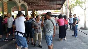 Hỗn loạn thị trường khách du lịch Trung Quốc: