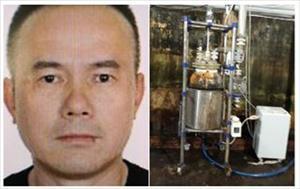 Sốc với lý lịch ông trùm xưởng sản xuất ma túy người TQ mới bị bắt tại VN: Tiền án chung thân, bị trấn áp tại TQ