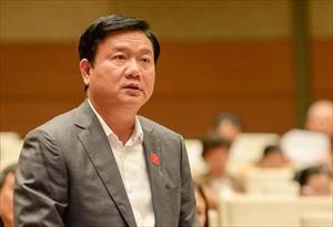 Ông Đinh La Thăng bị cho thôi đại biểu Quốc hội