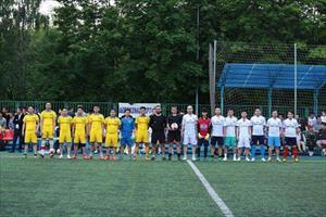Tổng hợp kết quả ngày thi đấu thứ nhất của giải Đoàn Kết Moscow năm 2017