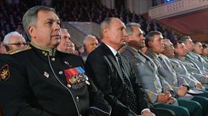 Chuẩn Đô đốc Hải quân phụ trách cơ quan tình báo quân đội Nga