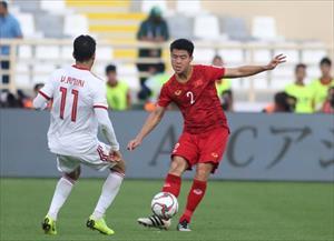 Duy Mạnh bị phạt 100 triệu vì phạm lỗi với cầu thủ Iran