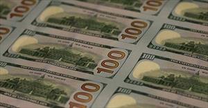 Đồng USD giảm giá 3 tuần liên tiếp
