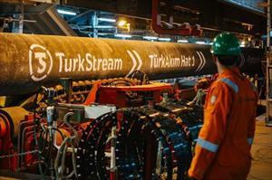 Nga vận hành thử khâu quan trọng nhất của dự án Dòng chảy Thổ Nhĩ Kỳ