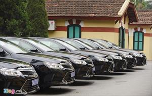 Các lãnh đạo cơ quan Nhà nước được sử dụng ôtô tiêu chuẩn nào?
