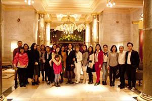 Tin ảnh Hội thảo du học Thụy Sĩ  - Tập đoàn giáo dục về quản lý khách sạn Swiss Education Group