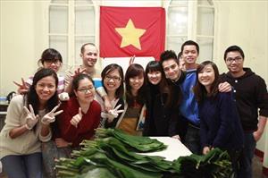 Nữ nghiên cứu sinh tài năng và Học bổng Nga