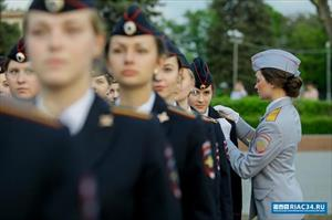 Volgograd chuẩn bị cho Lễ Duyệt binh ngày 9/5
