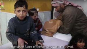 Truyền hình Nga tung bằng chứng làm Mỹ mất mặt vụ Douma