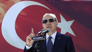 Tổng thống Thổ Nhĩ Kỳ: Không thể coi Mỹ là một quốc gia văn minh