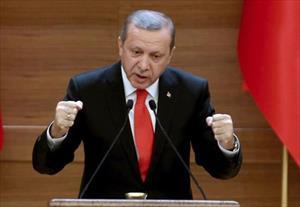 Tổng thống Thổ bắt đầu đe dọa châu Âu