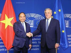 Việt Nam, EU sẽ ký hiệp định thương mại tự do vào ngày 30/6