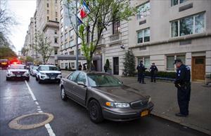 Lãnh sự quán Pháp tại Mỹ sơ tán vì đe dọa đánh bom