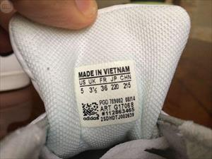 Hàng Trung Quốc nhập về Việt Nam đã ghi sẵn