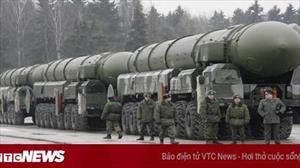 Xem Lực lượng hạt nhân chiến lược Nga phô diễn sức mạnh răn đe toàn cầu