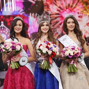 Đại học của tân hoa hậu Nga Alina Sanko có gì đặc biệt?