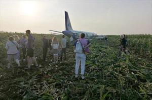 Phi công Nga hạ cánh A321 hiểm hóc hơn cả