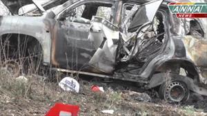 Ukraine tăng nhiệt, quan sát viên châu Âu chết ở miền Đông