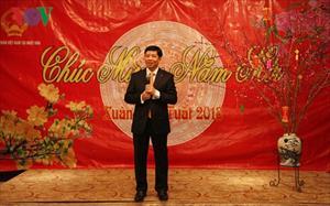 Ấm áp Tết của cộng đồng người Việt Nam tại Nhật Bản