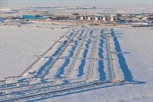 Gazprom bắt đầu vận hành nhà máy xử lý khí cuối cùng tại mỏ khí ở Bắc Cực
