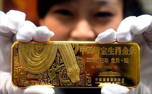 """Dân Trung Quốc đang """"chán"""" vàng"""